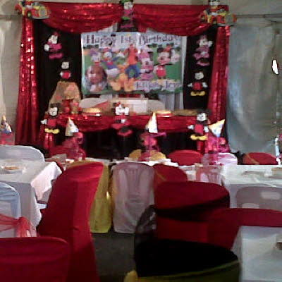 DYNAMIC PARTIES- Durban Theme Party planners